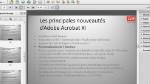 Adobe Acrobat XI : Personnalisation UI