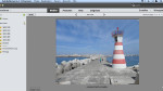 Photoshop Elements 11: Eine Spiegelung erzeugen