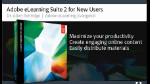 Adobe eLearning Suite 2 for New Users